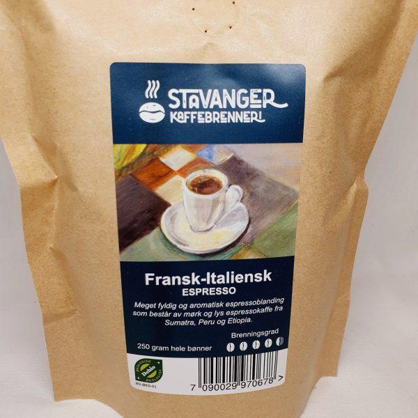 Økologisk espresso kaffe Fransk-italiensk - - Kaffebønner espresso - Zoom in