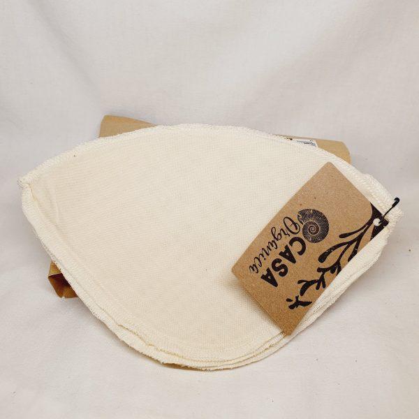 Miljøvennlig kaffefilter som kan gjenbrukes fra Casa Organica