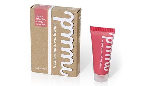 nuud deodorant - aluminiumfri deodorant
