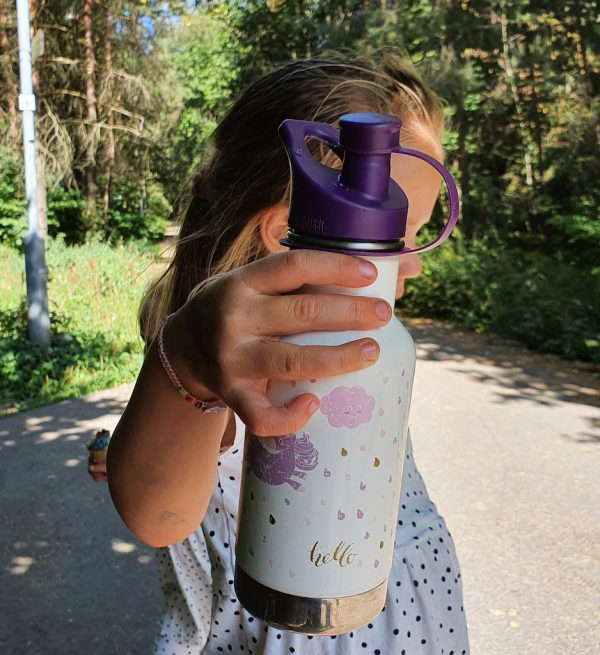 Drikkeflaske for barn Klean Kanteen - Ekeberg