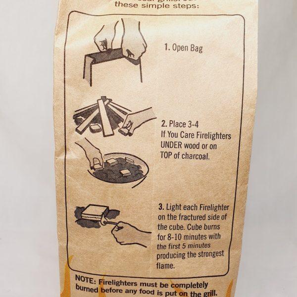 Hvordan bruke miljøvennlige tennbriketter fra If You Care