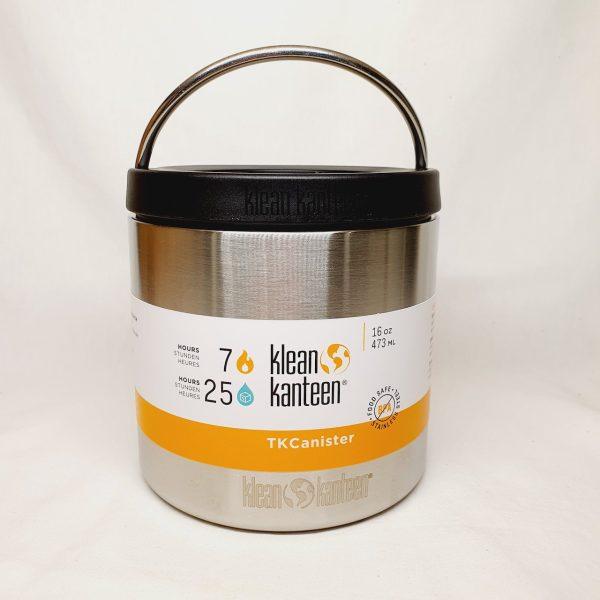 Klean Kanteen Mattermos TKCanister 473ml - Forside 2