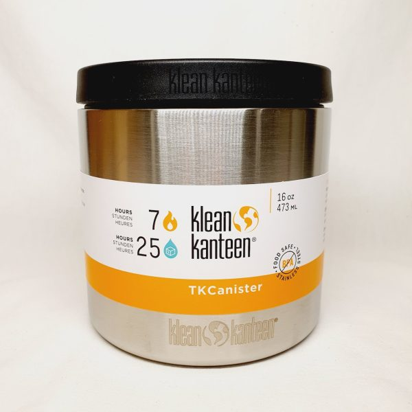 Klean Kanteen Mattermos TKCanister 473ml - Forside