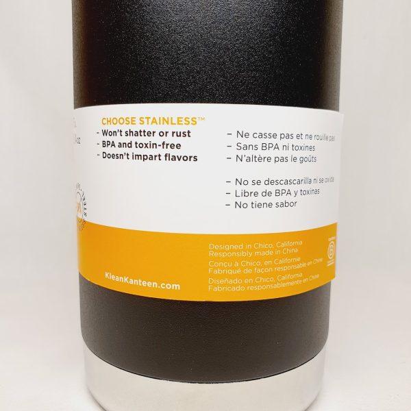 Klean Kanteen TKPro 750ml - 100% plastfri termos med krus - Zoom inn
