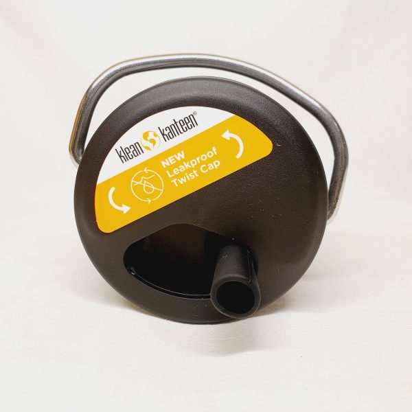 Klean Kanteen termokrus TKWide 355ml (Twist cap) Lokk 2