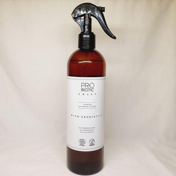 Probiotic craft Bathroom Cleaner - vask og rengjøring av bad med probiotika