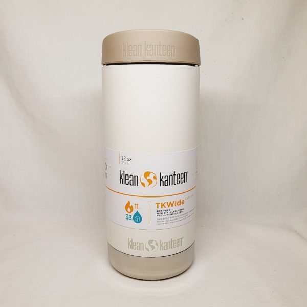 Stilig termokopp - Klean Kanteen TKWide 355 ml - Tofu