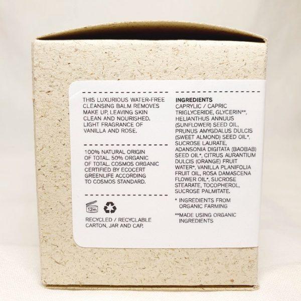 EVOLVE Gentle Cleansing Melt - Ansiktsrens med økologisk resenbalm - i boks - Side 1