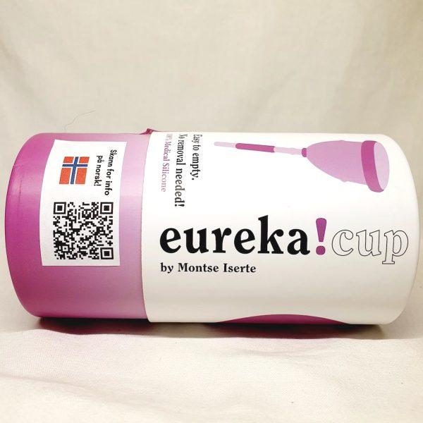 Menskopp fre Eureka Cup - Utviklet og testet av forskere - Forside 2